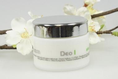 Creme Deodorant natürliches Deo 30 ml Allergenfrei!! Ganz ohne Aluminiumsalze!!
