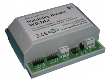 Littfinski 010013 WD-DEC-G WatchDog-Decoder für Motorola und NMRA-DCC NEUWARE