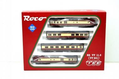 Roco 14183A Dieseltriebzug VT 11.5 der DB in Originalverpackung
