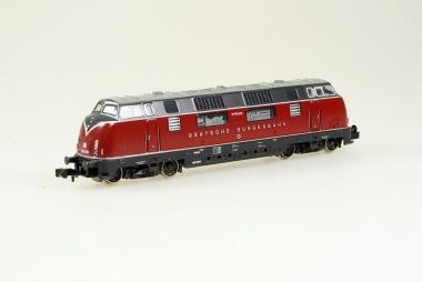 Roco 23257 Diesellok Br. V 200 der DB in Originalverpackung Spur N