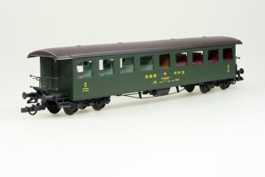 Roco 44731 Personenwagen Bi der SBB für Märklin NEUWARE