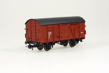 Roco 46028 gedeckter Güterwagen der NSB AC unbespielt in Originalverpackung