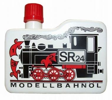 SR 24 Dampfdestillat Modellbahn und Reinigungsöl 225 ccm NEUWARE